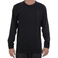 Camiseta manga longa poliéster