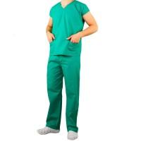 Conjunto pijama cirúrgico Brim
